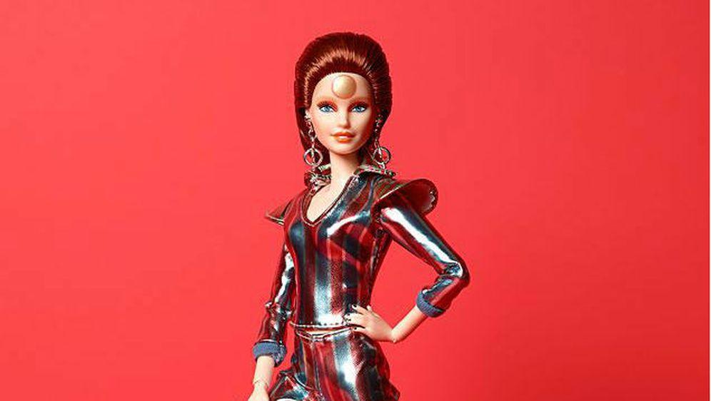 Bowie Barbie izišla je povodom 50 godina pjesme Space Oddity