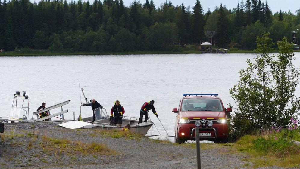 Srušio se zrakoplov u Švedskoj, poginulo 9 ljudi (Foto: AFP)