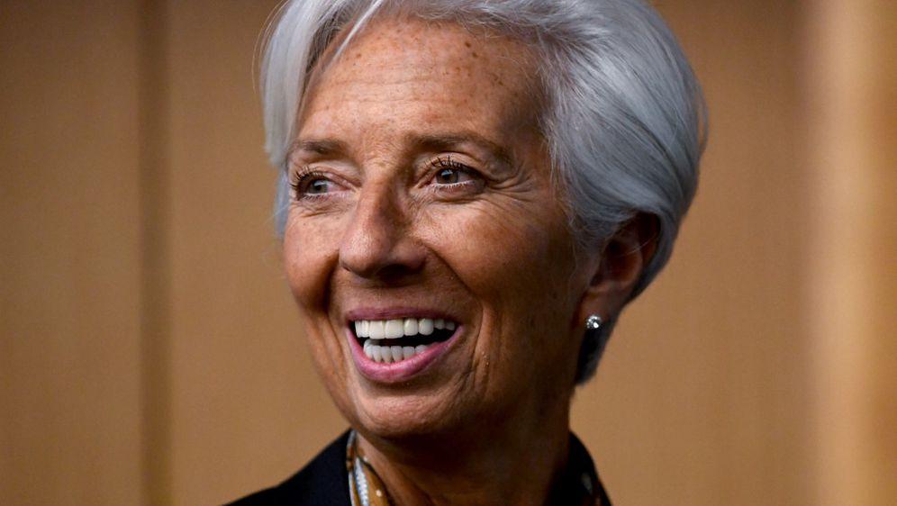 Christine Lagarde (Foto: AFP)