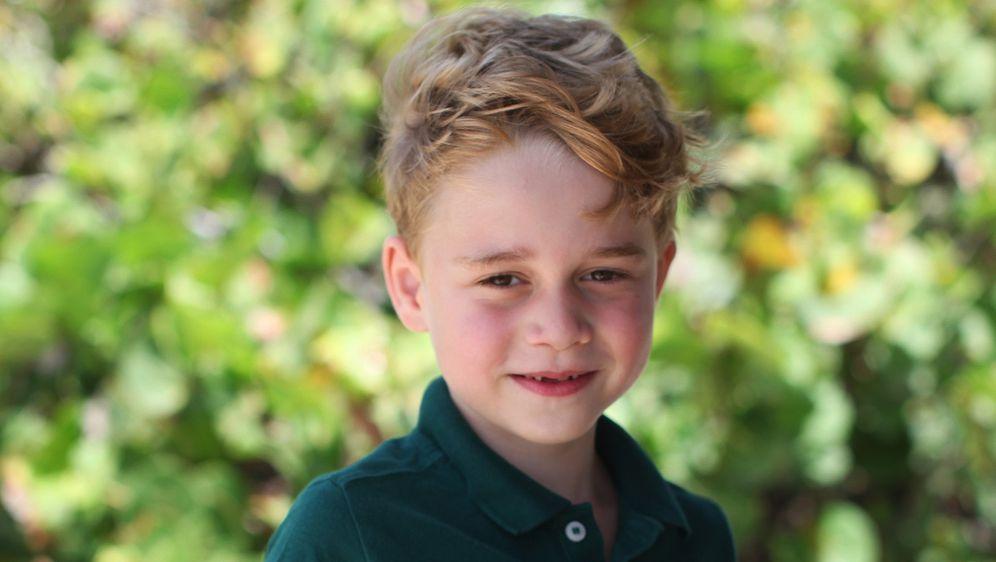 Princ George slavi šesti rođendan