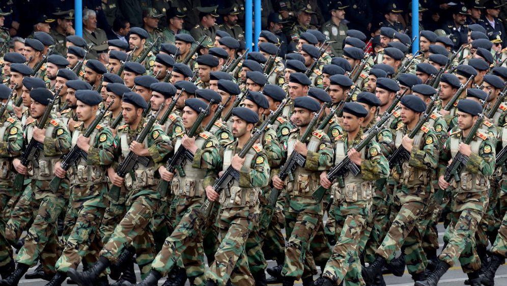 Iranska vojska (Foto: Arhiva/AFP)