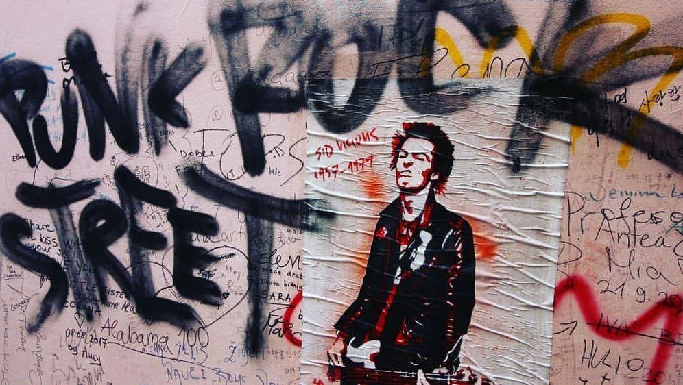 Zagreb je dobio Punk Rock ulicu, a svoje mjesto ondje je našao i Sid Vicious