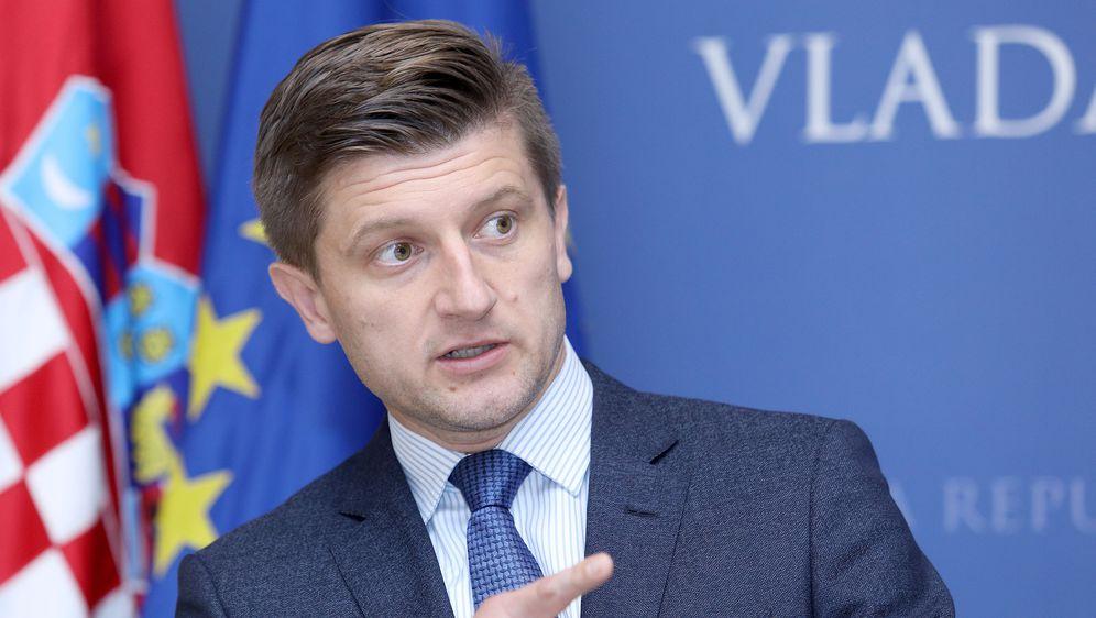 Premijer Plenković i ministar Marić predstavili poreznu reformu (Foto: Patrik Macek/PIXSELL)