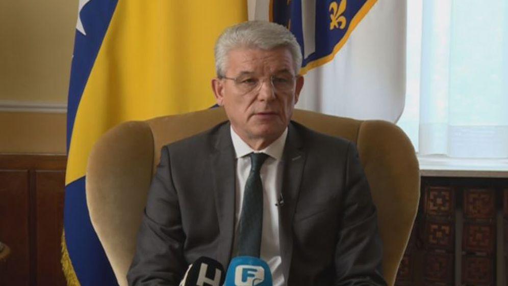 Šefik Džaferović (Foto: Dnevnik.hr)