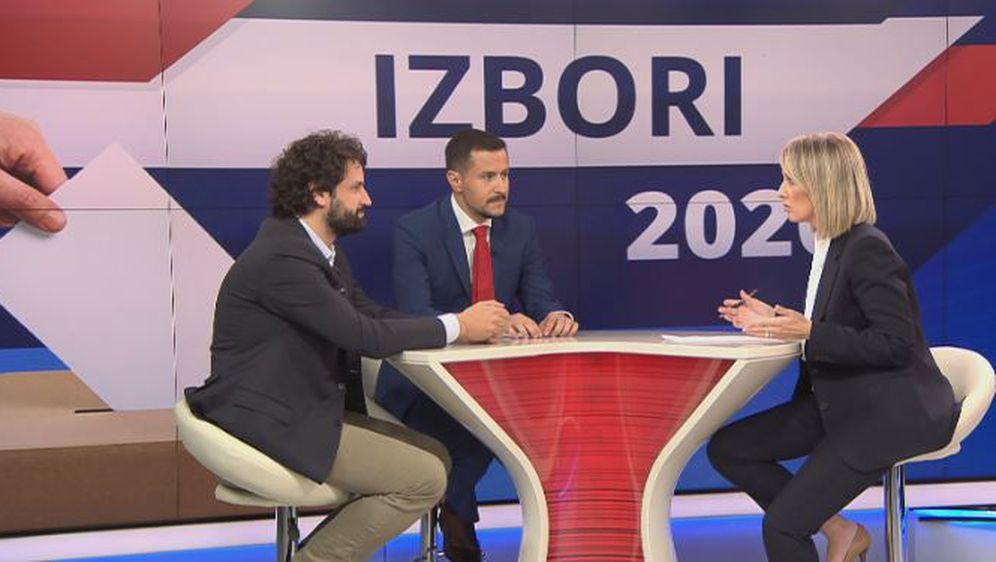 Boris Jokić, Jerko Trogrlić i Sabina Tandara Knezović