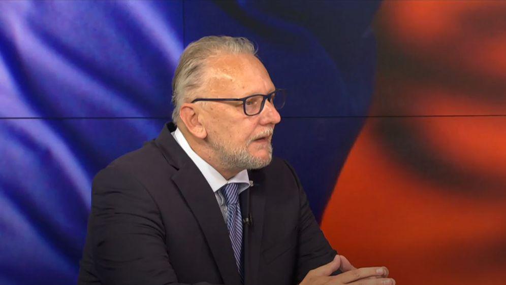 Davor Božinović u Dnevniku Nove TV - 5