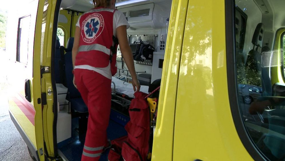 Intervencije hitne pomoći (Foto: Dnevnik.hr) - 1