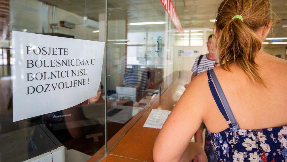 Ospice u dubrovačkoj bolici (Foto: Grgo Jelavic/PIXSELL)