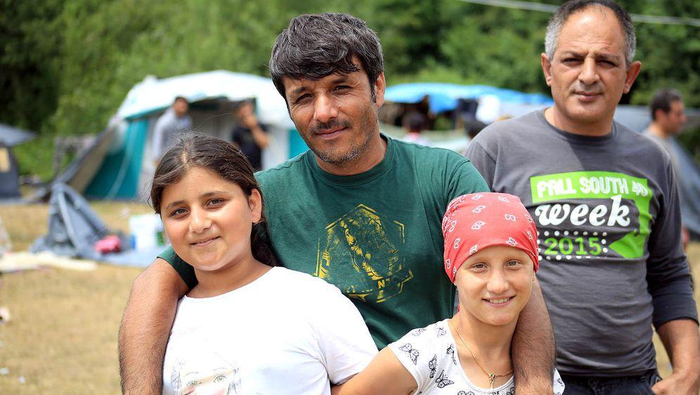 Muori i njena obitelj (Foto: Radio Mrežnica)