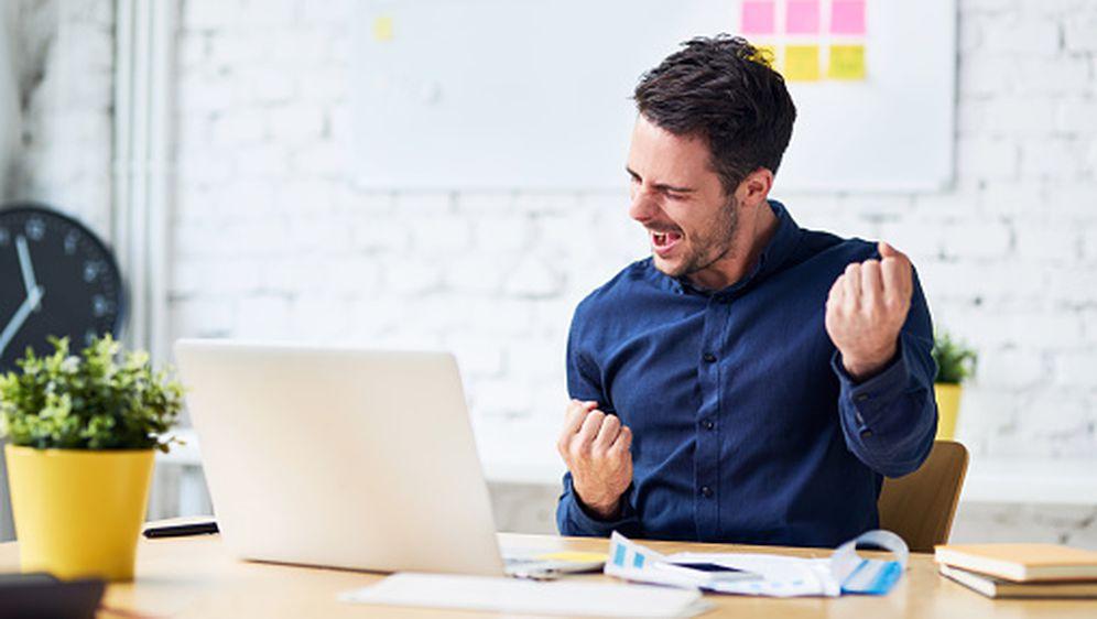 Zadovoljni zaposlenik, ilustracija (Guliver/Thinkstock)