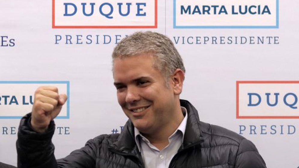 Ivan Duque (Foto: AFP)