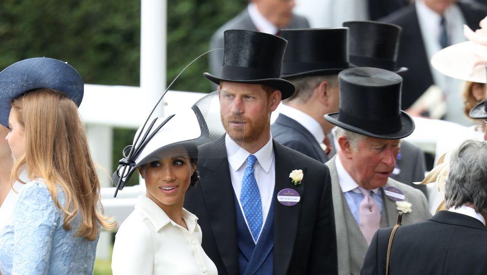 Princ Harry, Meghan Markle (Foto: Getty Images)