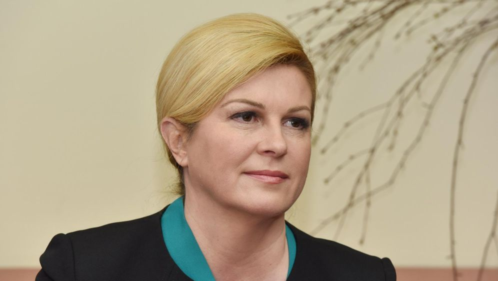 Predsjednica Kolinda Grabar-Kitarović (Foto: Hrvoje Jelavic/PIXSELL)