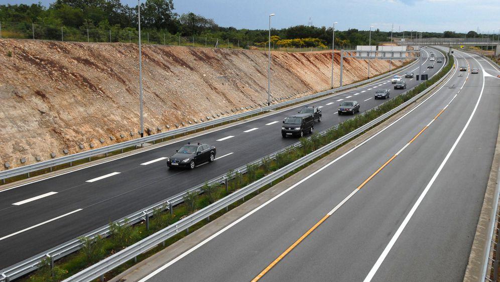 Autocesta (Foto/Arhiva: Dusko Marusic/PIXSELL)
