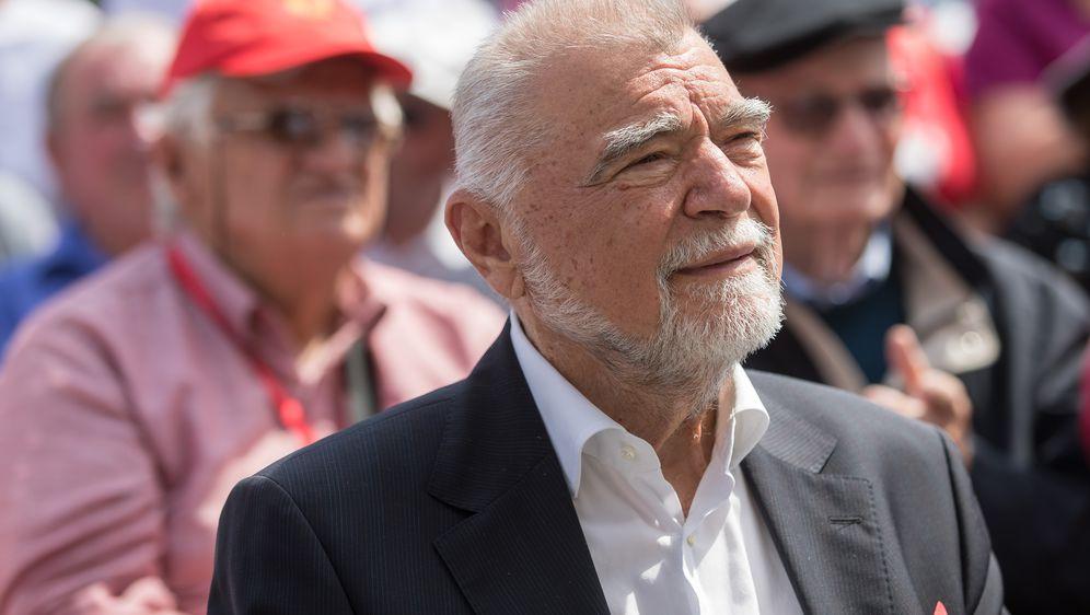 Stjepan Mesić (Foto: Davor Puklavec/PIXSELL)