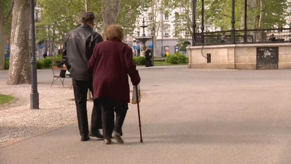 Umirovljenici, ilustracija (Foto: Dnevnik.hr)