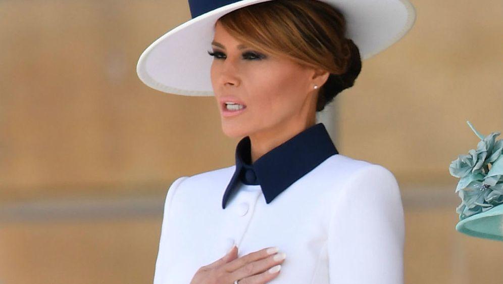 Američka prva dama uvijek privlači pozornost svojim odjevnim kombinacijama