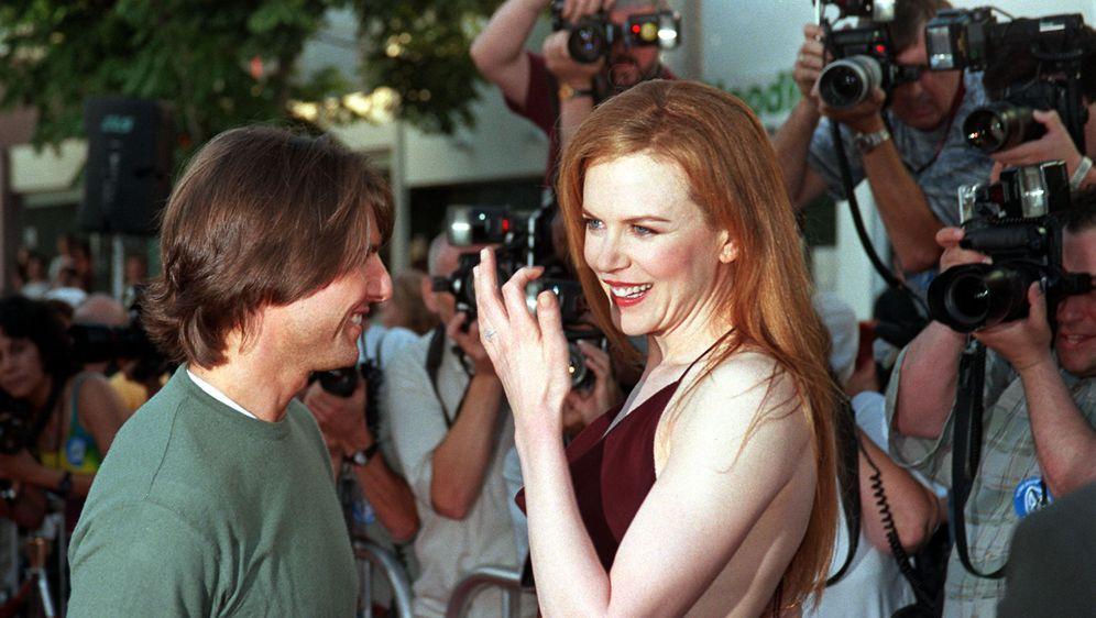 Nicole Kidman i Tom Cruise (Foto: AFP)