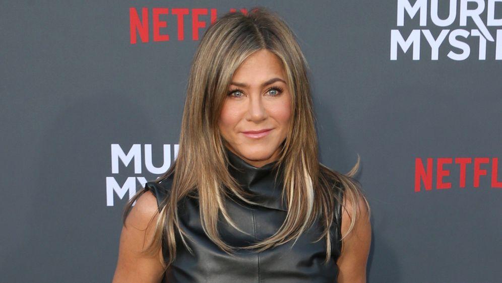 Jennifer Aniston na premijeri svog novog filma 'Murder Mystery'