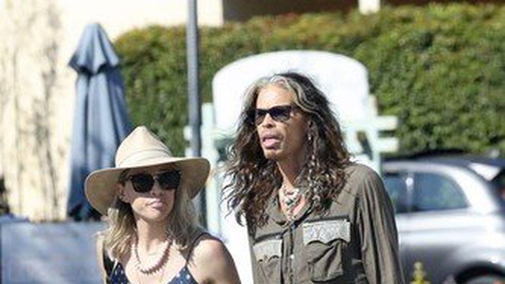 Steven Tyler i Aimee Ann Preston (Foto: Profimedia)