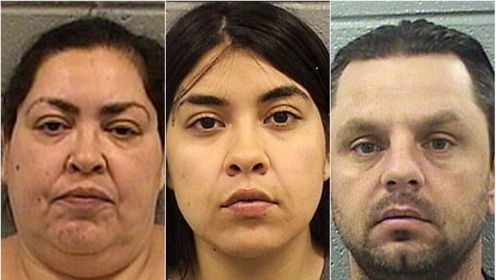 Ubojice trudnice iz Chicaga (Foto: Cook County Sheriff)
