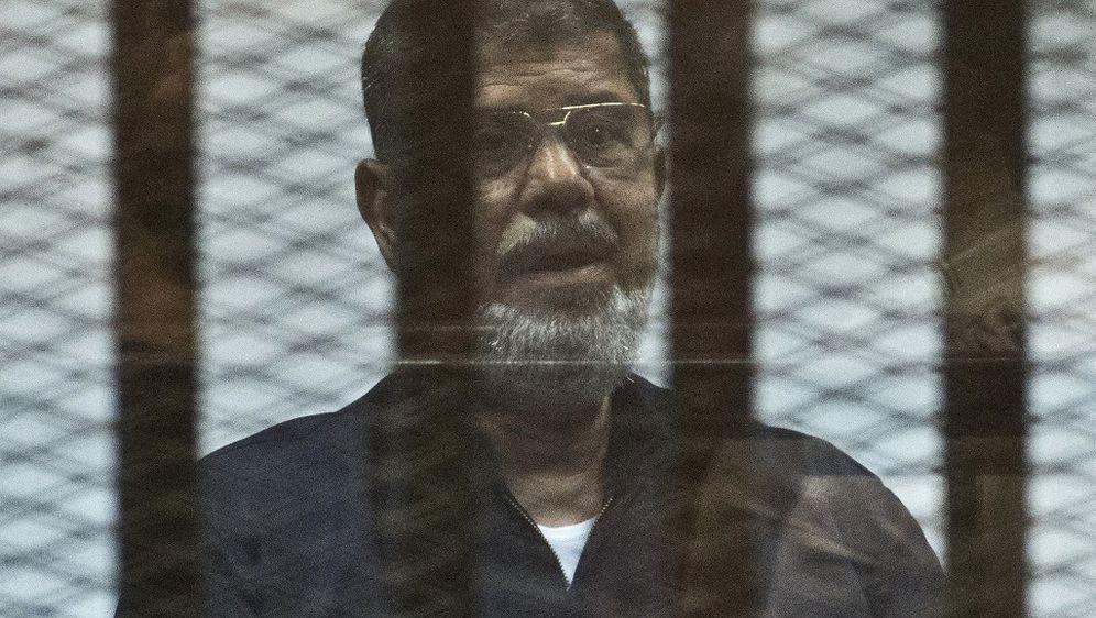 Mohamed Mursi, jedna od posljednjih fotografija (Foto: AFP)