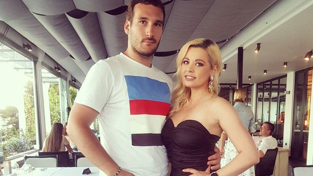 Andrea Šušnjara i dečko Marko (Foto: Instagram)