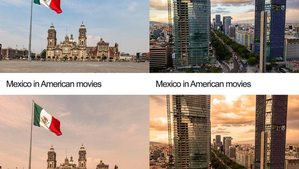Meksiko u filmovima (Foto: boredpanda.com)
