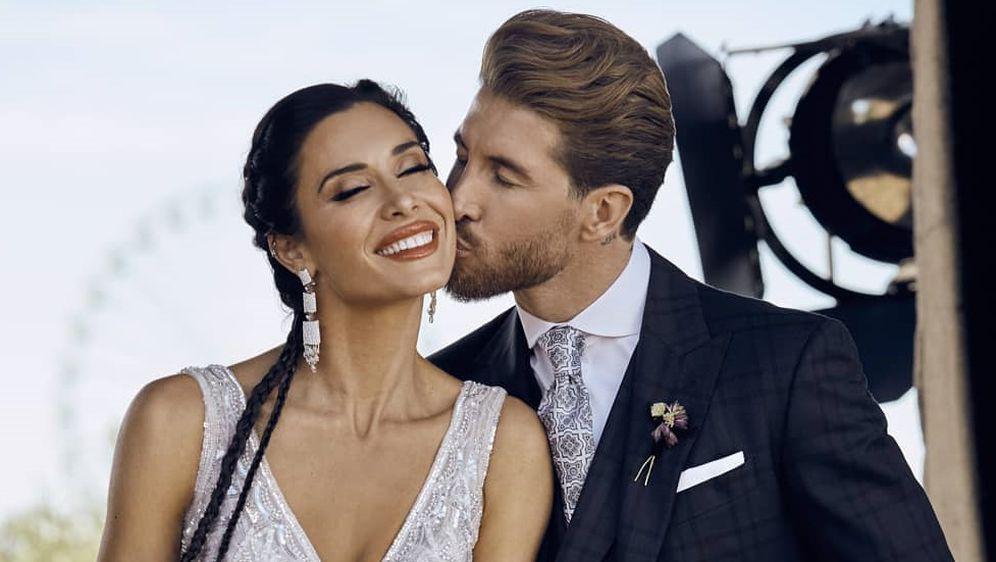 Pilar Rubio i Sergio Ramos (Foto: Instagram)