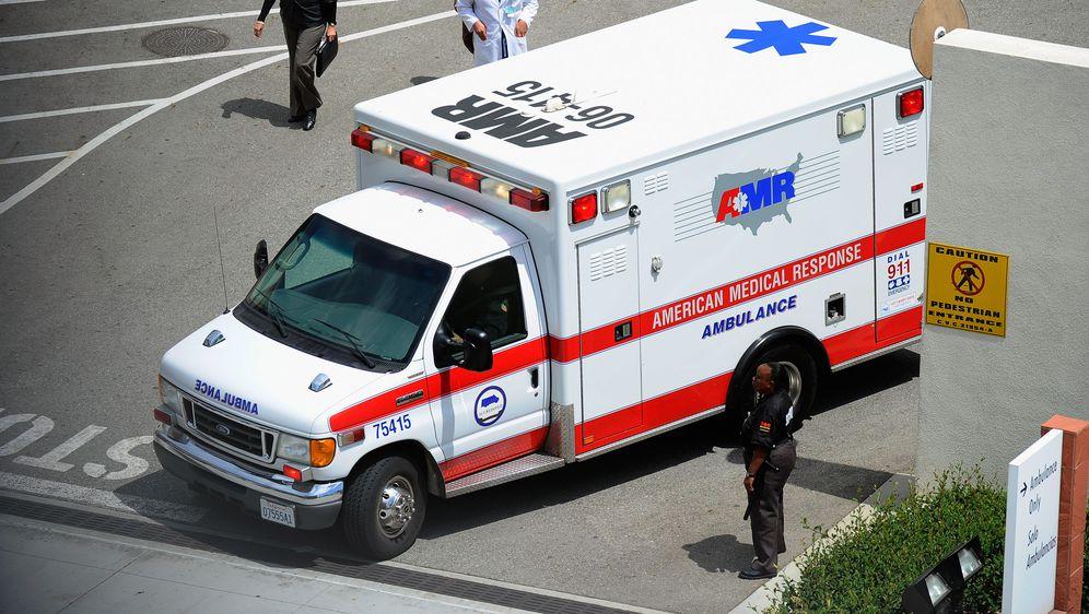 Hitna pomoć/Ilustracija (Foto: AFP)