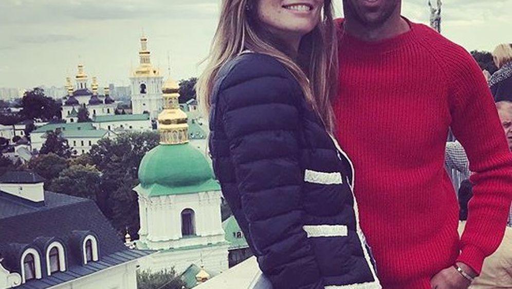 Mirela Forić i Darijo Srna (Foto: Instagram)