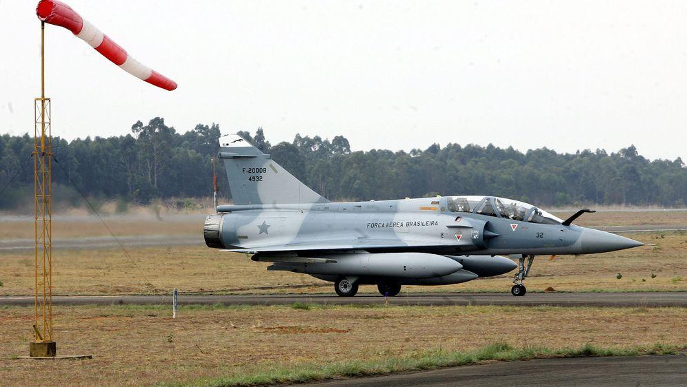 Mirage 2000 C (Foto: AFP)