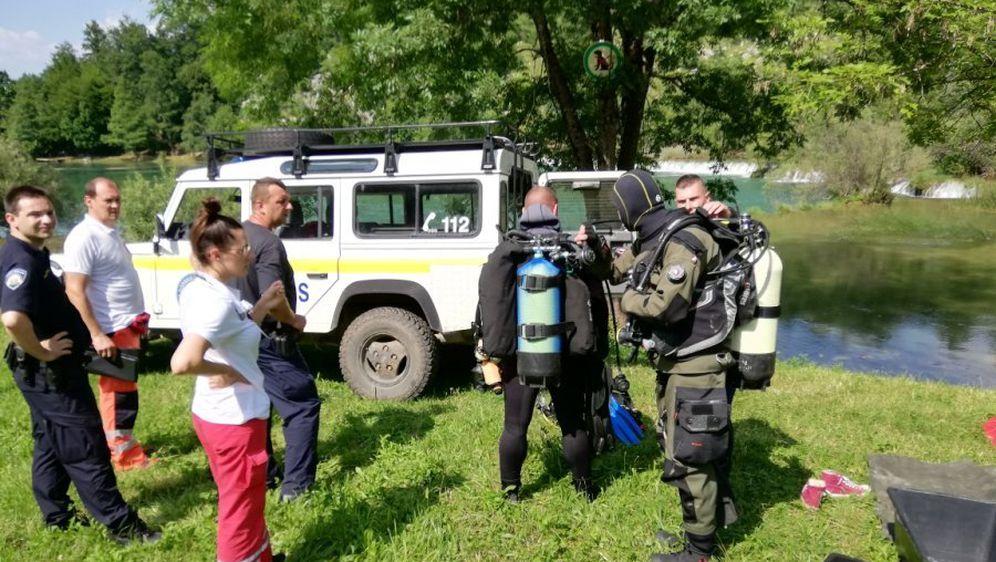Tragičan kraj potrage za mladićem u Mrežnici (Foto: HGSS) - 3