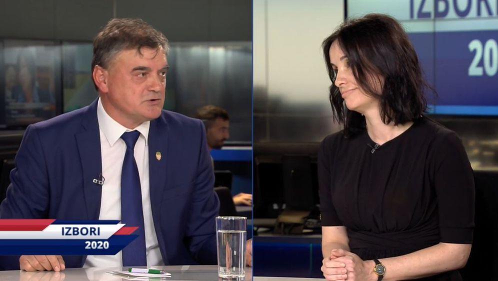 Sučeljavanje na portalu DNEVNIK.hr