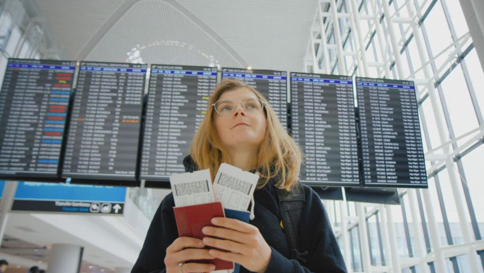 Upotreba COVID-putovnice u zračnoj luci