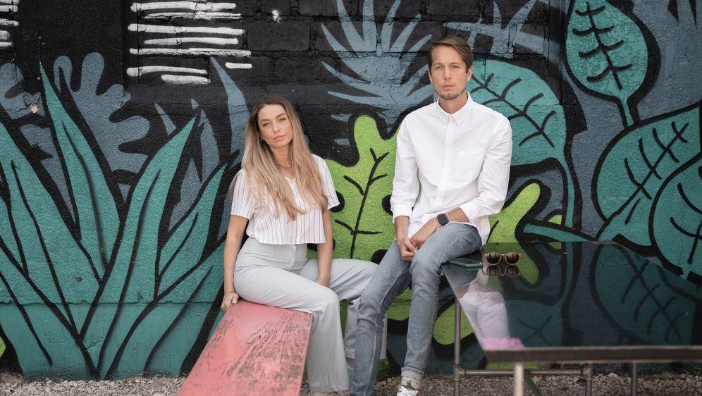 Ana Čupić i Sven Petrak