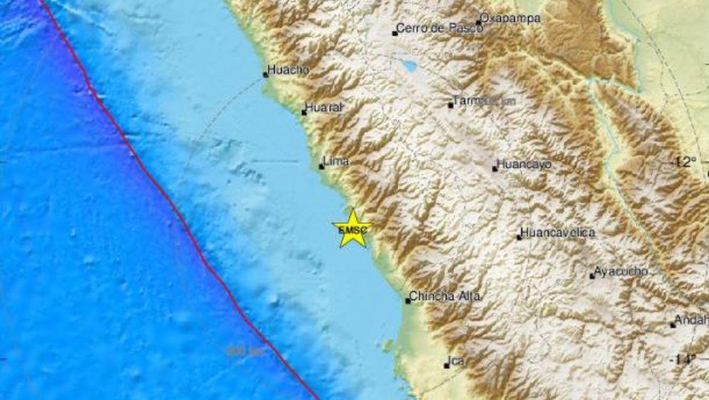 Potres magnitude 6 pogodio Peru