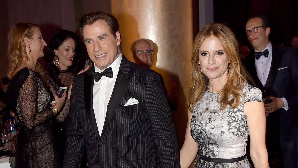 John Travolta i Kelly Preston (Foto: Getty)