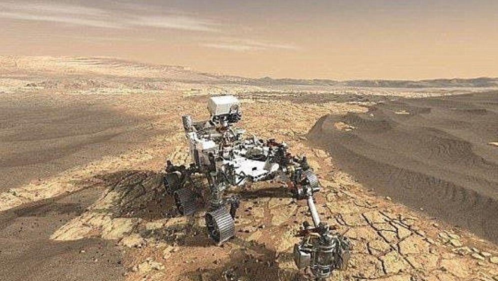 Na Marsu pronađeni kristali gipsa (Foto: NASA)