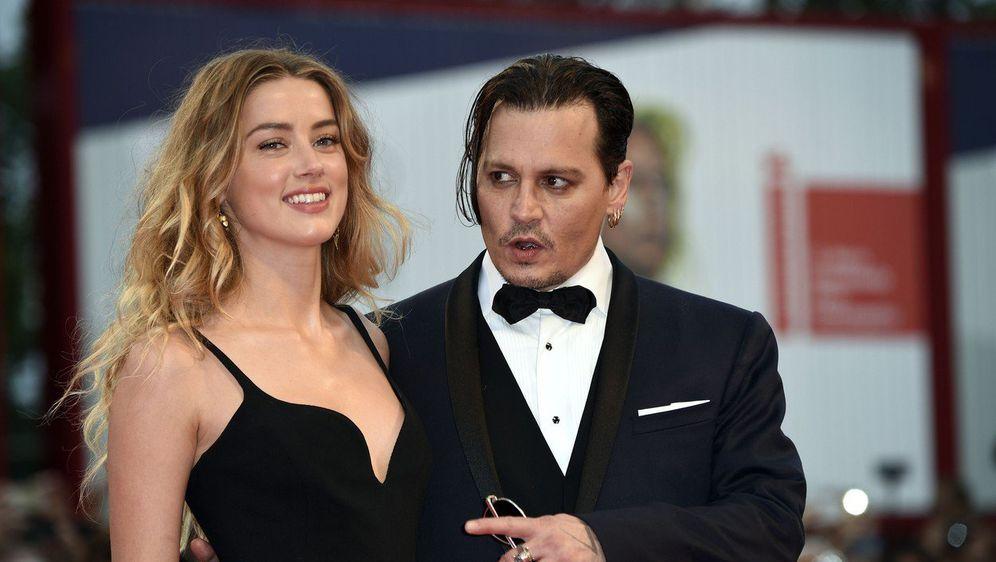 Johnny Depp i Amber Heard (Foto: Profimedia)
