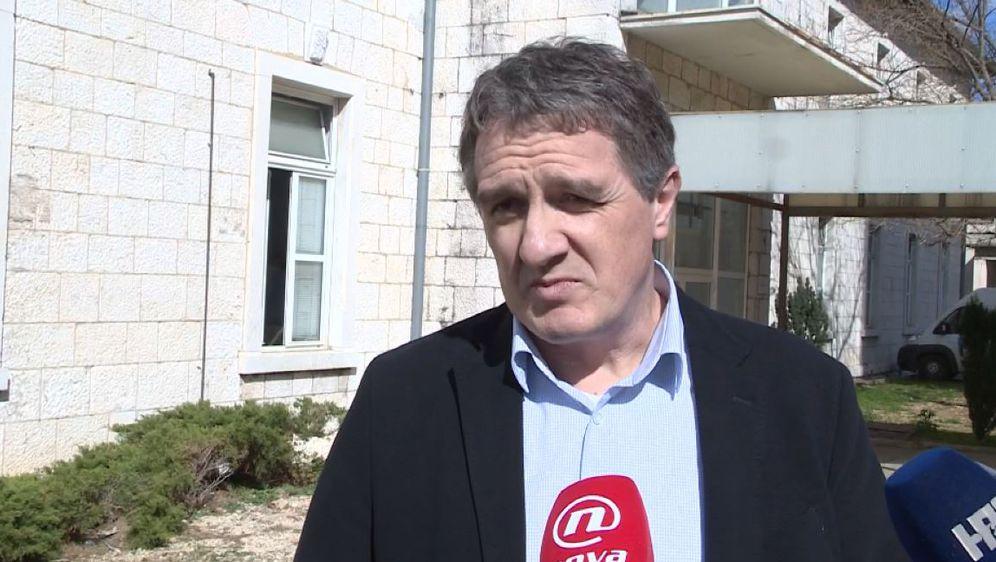 Zamjenik ravnatelja OB Zadar doktor Edi Krauc (Foto: Dnevnik.hr)