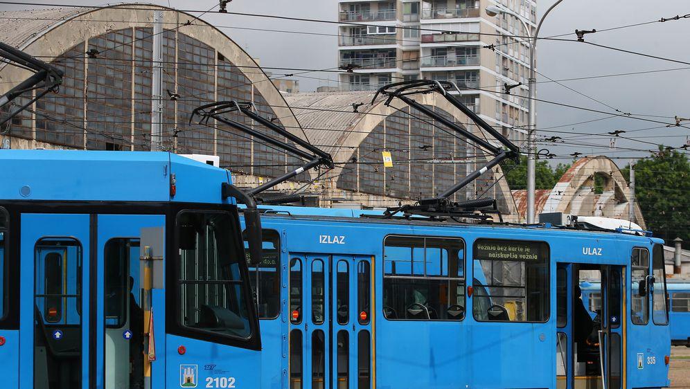 ZET-ov tramvaj, ilustracija (Foto: Jurica Galoić/ Pixsell)