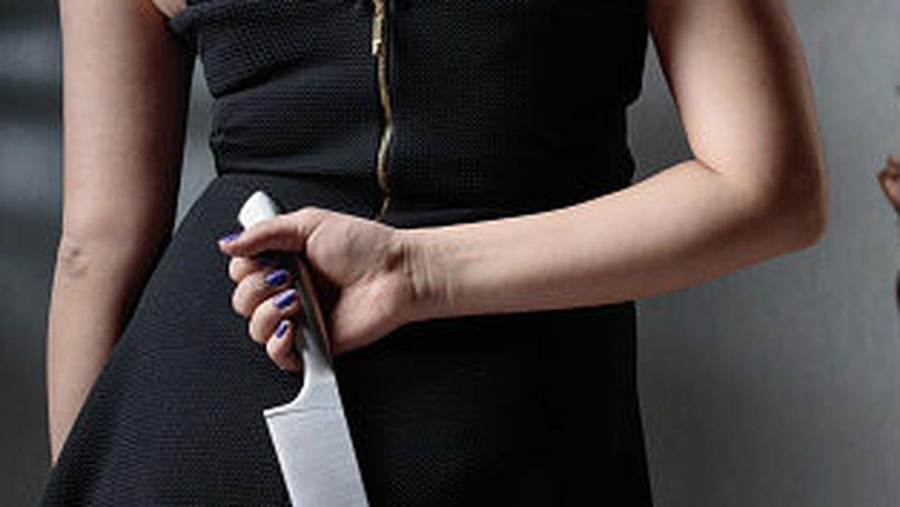 Žena s nože, ilustracija (Foto: Getty Images)