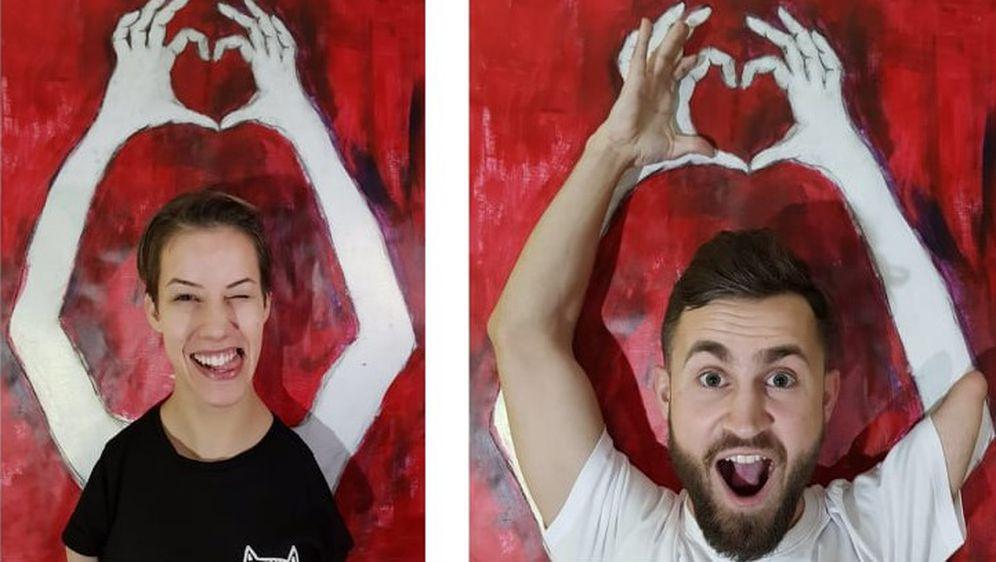 Sretni par (Foto: Facebook)
