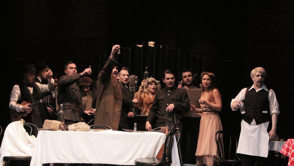 Nova predstava u Gavelli (Foto: Gavella)
