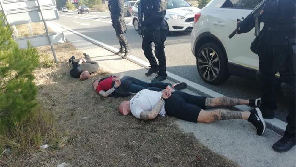 Razbijena kriminalna skupina sa splitskog područja (Foto: MUP)