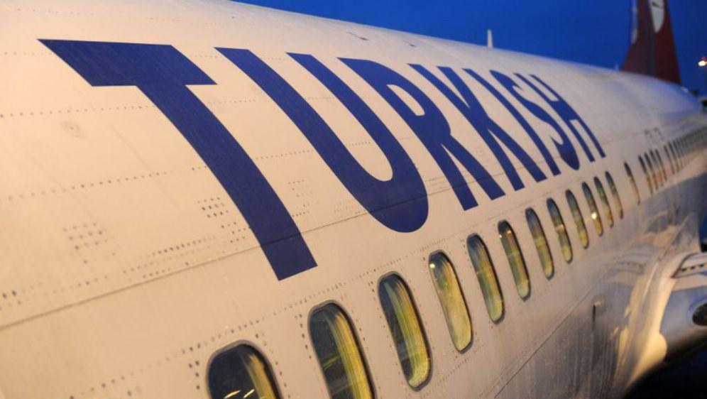 Avion Turkish Airlinesa, ilustracija (Foto: AFP)