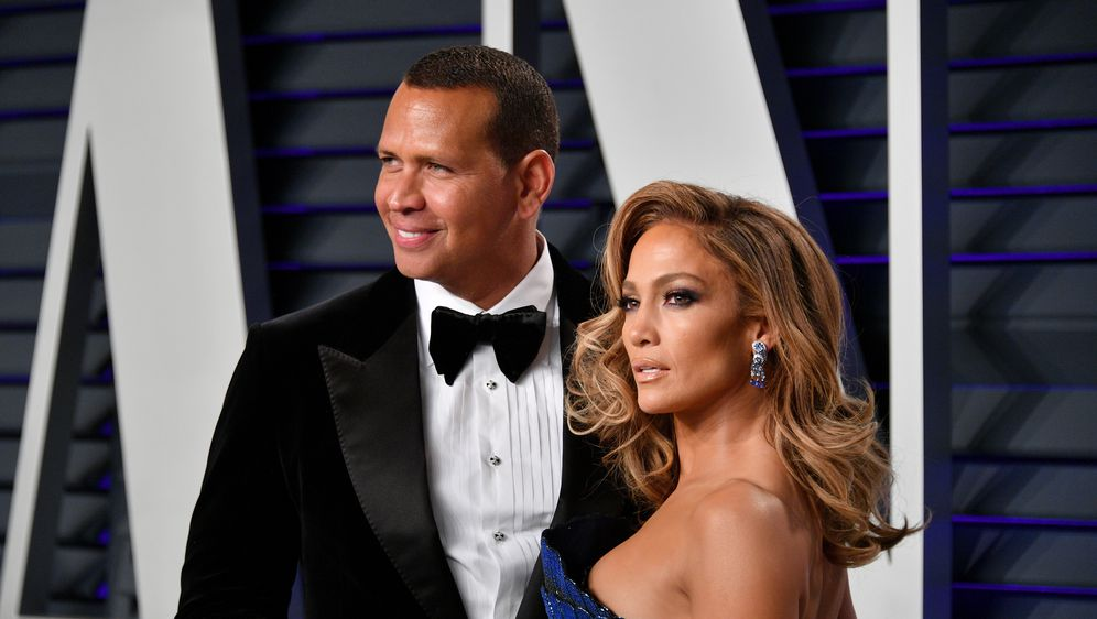 Alex Rodriguez, Jennifer Lopez (Foto: Getty Images)