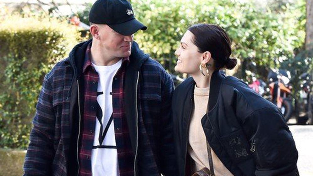 Channing Tatum i Jessie J (Foto: Profimedia)