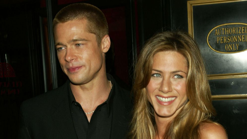 Jennifer Aniston razvela se od Brada Pitta